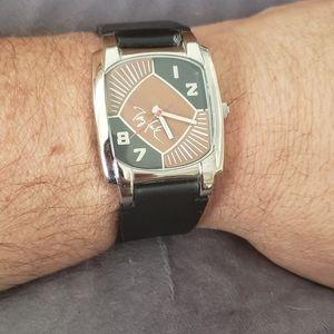 Tony Hawk signed wrist watch